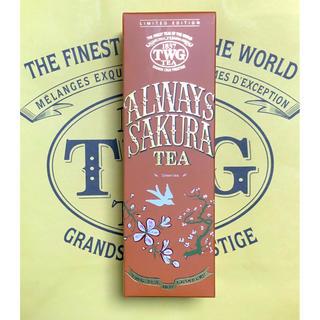 【新品未開封】TWG Tea 2019 オールウェイズ サクラ ティー(茶)