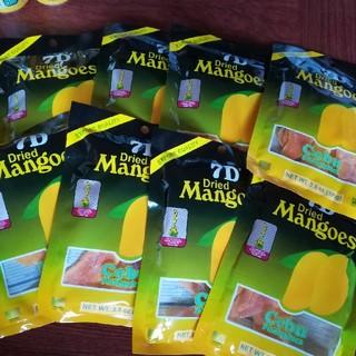 マンゴ(MANGO)の7D ドライマンゴー(乾物)
