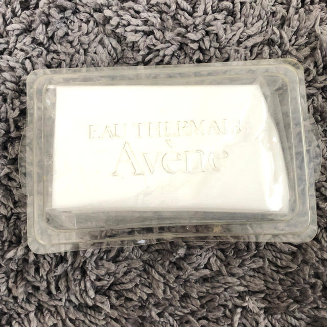 マスク 真ん中にワイヤー | Avene - アベンヌ コットンマスクの通販 by ご検討お待ちしています!