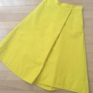 デミルクスビームス(Demi-Luxe BEAMS)の2017SS Demi-Luxe BEAMS  フレアスカート(ひざ丈スカート)