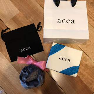 acca - アッカ acca 2018冬 限定品 袋
