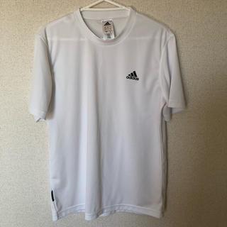 アディダス(adidas)のadidas半袖(Tシャツ/カットソー(半袖/袖なし))