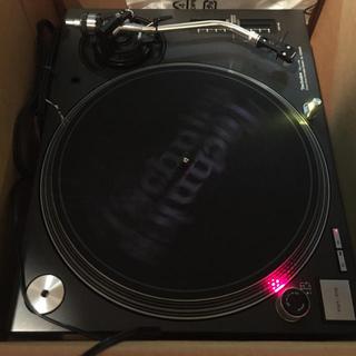 【ハルカハル様】Technics ターンテーブルとミキサーとレコード①(ターンテーブル)
