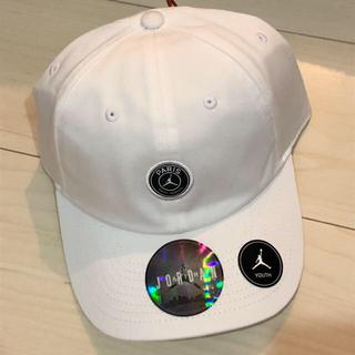 ナイキ(NIKE)のPSG PRO CAP ジョーダン・パリ・サンジェルマン ナイキ キャップ(帽子)