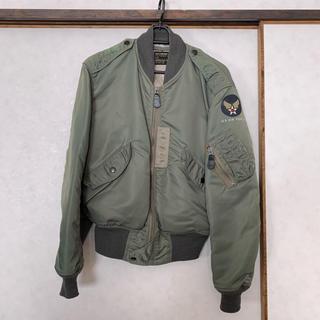 アルファインダストリーズ(ALPHA INDUSTRIES)のU.S. AIR FORCE MA-1(フライトジャケット)