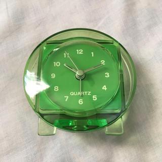 ミニアラームクロック(置時計)