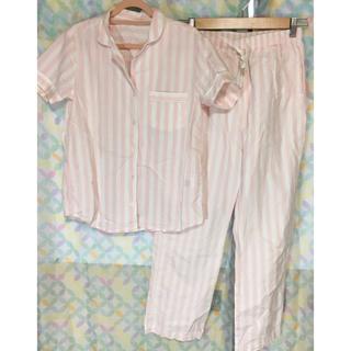 ジーユー(GU)の【最終価格】パジャマ 上下 セットアップ GU(ルームウェア)