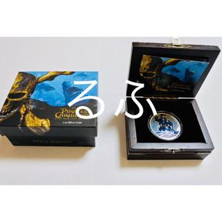 ディズニー(Disney)の2017年 ニウエ Niue ディズニー  パイレーツオブカリビアン  銀貨(貨幣)