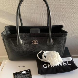 b5ed05660a4c シャネル(CHANEL)の本物 美品 シャネル chanel エグゼクティブ トート バッグ(トートバッグ