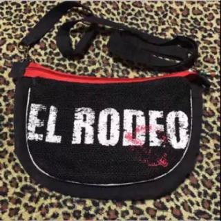 エルロデオ(EL RODEO)のEL RODEO エルロデオ ショルダーバック(ショルダーバッグ)