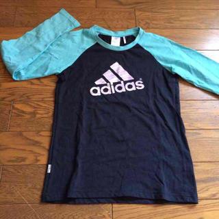 アディダス(adidas)のadidas UVケア ロンT(Tシャツ(長袖/七分))
