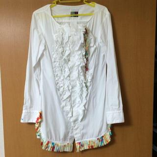 ファセッタズム(FACETASM)のファセッタズム デザインシャツ(シャツ/ブラウス(長袖/七分))
