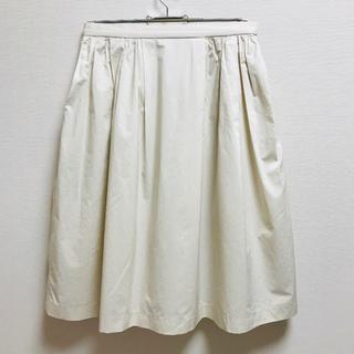 ヴィス(ViS)の美品☆VIS 膝丈 プリーツスカート  (ひざ丈スカート)