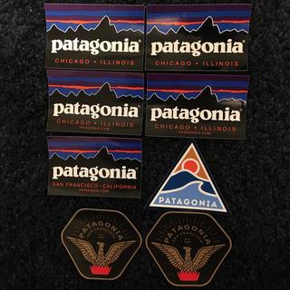 パタゴニア(patagonia)のPatagoniaパタゴニア のシール(ステッカー)(シール)