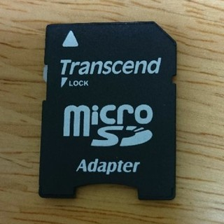 トランセンド(Transcend)のTranscend SDカードアダプター(PC周辺機器)