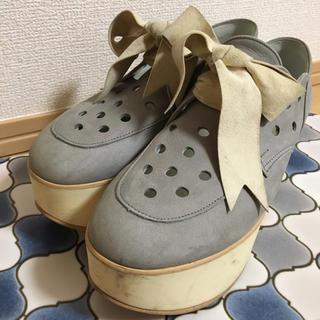トーキョーボッパー(TOKYO BOPPER)のM様専用 TOKYO BOPPER リボン グレー(その他)