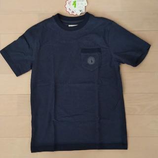 シマムラ(しまむら)の【未使用】紺Tシャツ LOGOS DAYS(size M) ※即発送(Tシャツ/カットソー(半袖/袖なし))
