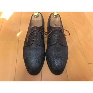 ジェーエムウエストン(J.M. WESTON)の希少! J.M.Weston shoes リザード ウエストン(ドレス/ビジネス)