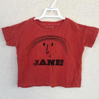 ボボチョース(bobo chose)のbobochoses JANE Tシャツ 2-3y(Tシャツ/カットソー)
