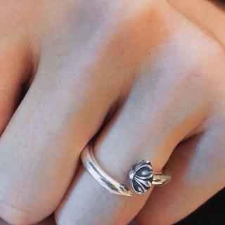 クロムハーツ(Chrome Hearts)のChrome Heart クロムハーツ指輪 新品美品男女兼用 指輪 (リング(指輪))