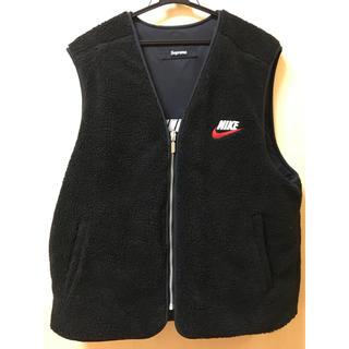 シュプリーム(Supreme)のsupreme nike  reversible vest(ベスト)