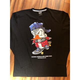 カズロックオリジナル(KAZZROCK ORIGINAL)の新品☆Kazzrock Original ブラック(Tシャツ/カットソー(七分/長袖))