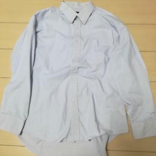 ブルー Yシャツ 43―84(シャツ)