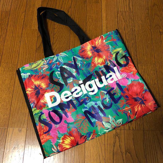 DESIGUAL(デシグアル)のデジグアル  ショップ 袋 レディースのバッグ(ショップ袋)の商品写真