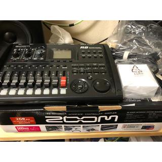 ズーム(Zoom)のZOOM ズーム R8(オーディオインターフェイス)