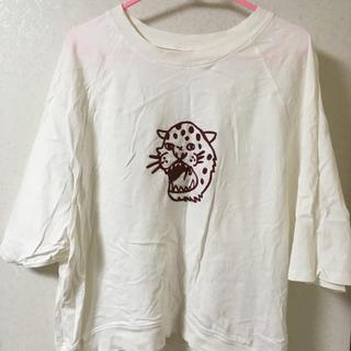 ダブルネーム(DOUBLE NAME)のダブルネーム*ドルマン Tシャツ(Tシャツ(半袖/袖なし))