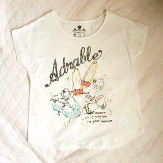 ミスティウーマン(mysty woman)のミスティウーマンTシャツ(Tシャツ(半袖/袖なし))
