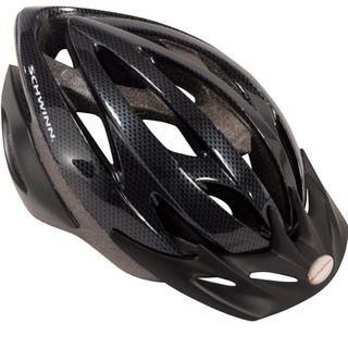 シュウィン(SCHWINN)の[並行輸入] Schwinn 自転車 ヘルメット カーボンカラー 大人用(ヘルメット/シールド)
