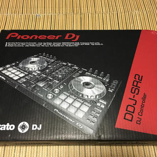 パイオニア(Pioneer)のPioneer DDJ-SR2 djコントローラー 単品(DJコントローラー)