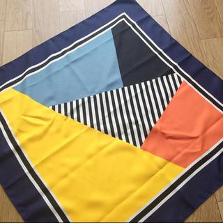 ジーユー(GU)のGU カラフル柄 スカーフ(バンダナ/スカーフ)