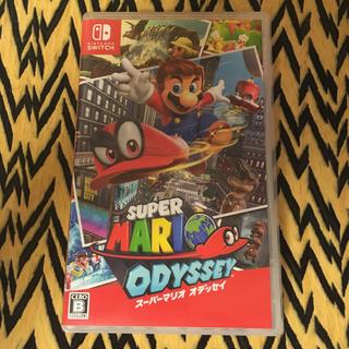 ニンテンドースイッチ(Nintendo Switch)のマリオオデッセイ Switch(家庭用ゲームソフト)