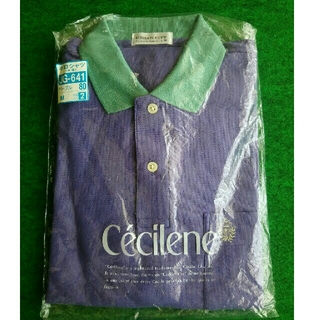 セシール(cecile)の新品未使用 Cecile ポロシャツ Mサイズ(ポロシャツ)