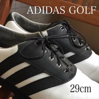 アディダス(adidas)のアディダスゴルフ(ADIDAS GOLF)シューズ 29cm(シューズ)