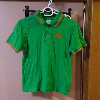 アディダス(adidas)のアディダス★ポロシャツ【150】(Tシャツ/カットソー)