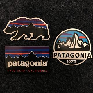 パタゴニア(patagonia)のPatagonia パタゴニアのステッカー(シール)(シール)