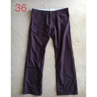 バランタインカシミヤ(BALLANTYNE CASHMERE)の美品⭐︎バランタイン カシミヤパンツ ズボン 36 メンズ(その他)
