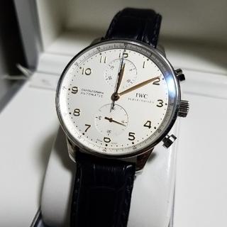 インターナショナルウォッチカンパニー(IWC)のIWC ポルトギーゼ IW371445 国内正規品 保証書付(腕時計(アナログ))