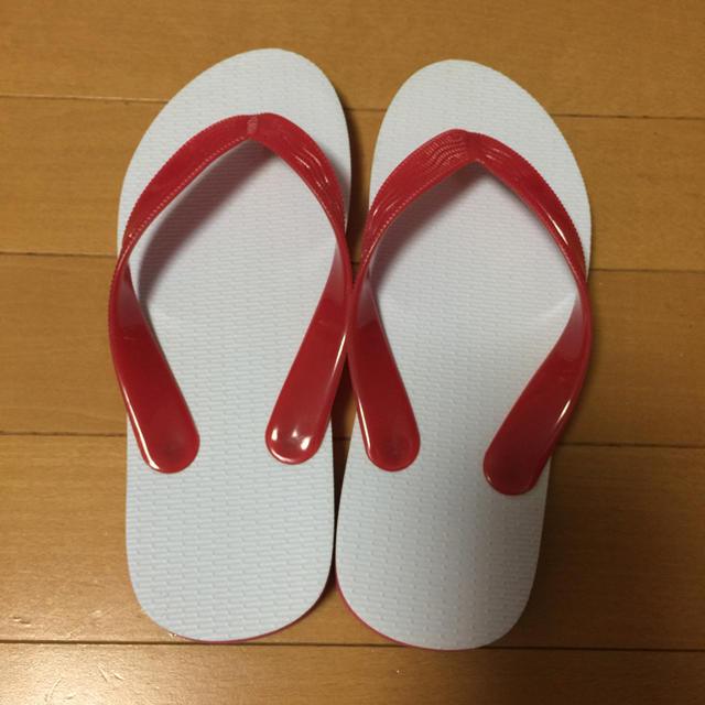 島ぞうり ビーチサンダル レディースの靴/シューズ(ビーチサンダル)の商品写真