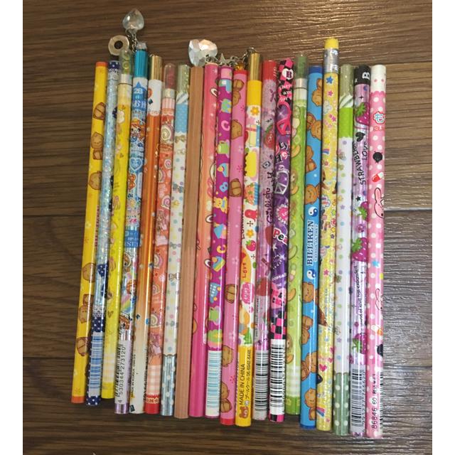鉛筆20本 エンタメ/ホビーのアート用品(鉛筆)の商品写真