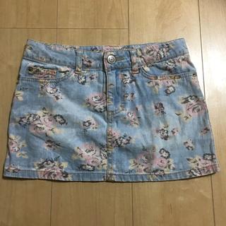 ニシマツヤ(西松屋)のデニムスカート  140 西松屋(スカート)