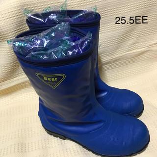 シバタ工業  安全長靴  冷蔵庫長靴   25.5(長靴/レインシューズ)