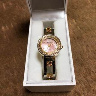 アビステ(ABISTE)のLiebe バングルウォッチ   ③(腕時計)