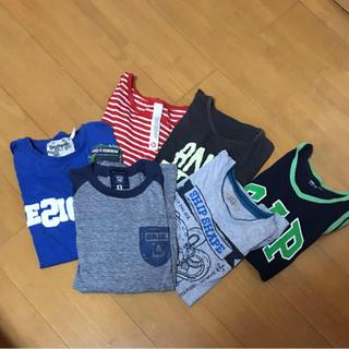 デシグアル(DESIGUAL)のメンズs sizeTシャツ 6枚セット(Tシャツ/カットソー(半袖/袖なし))