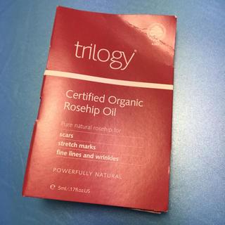 トリロジー(trilogy)のトリロジー ローズヒップオイル 5ml 新品未使用(フェイスオイル / バーム)