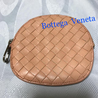 ボッテガヴェネタ(Bottega Veneta)のボッテガ ヴェネタ イントレチャート コインケース  小銭入れ(コインケース)
