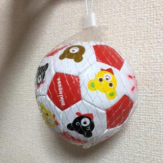 ミキハウス(mikihouse)の【週末限定!】ミキハウス ソフトサッカーボール(ボール)